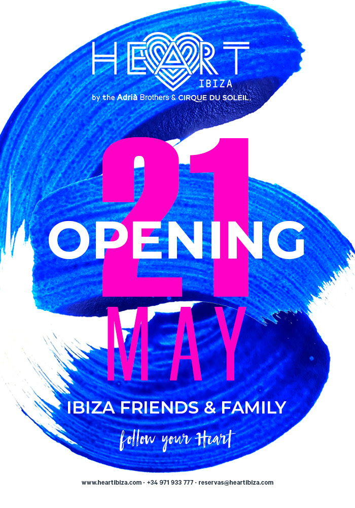 Tickets Heart Ibiza Opening party 2020