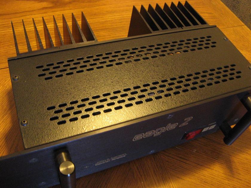 Electron Kinetics Eagle 2A    Amplifier