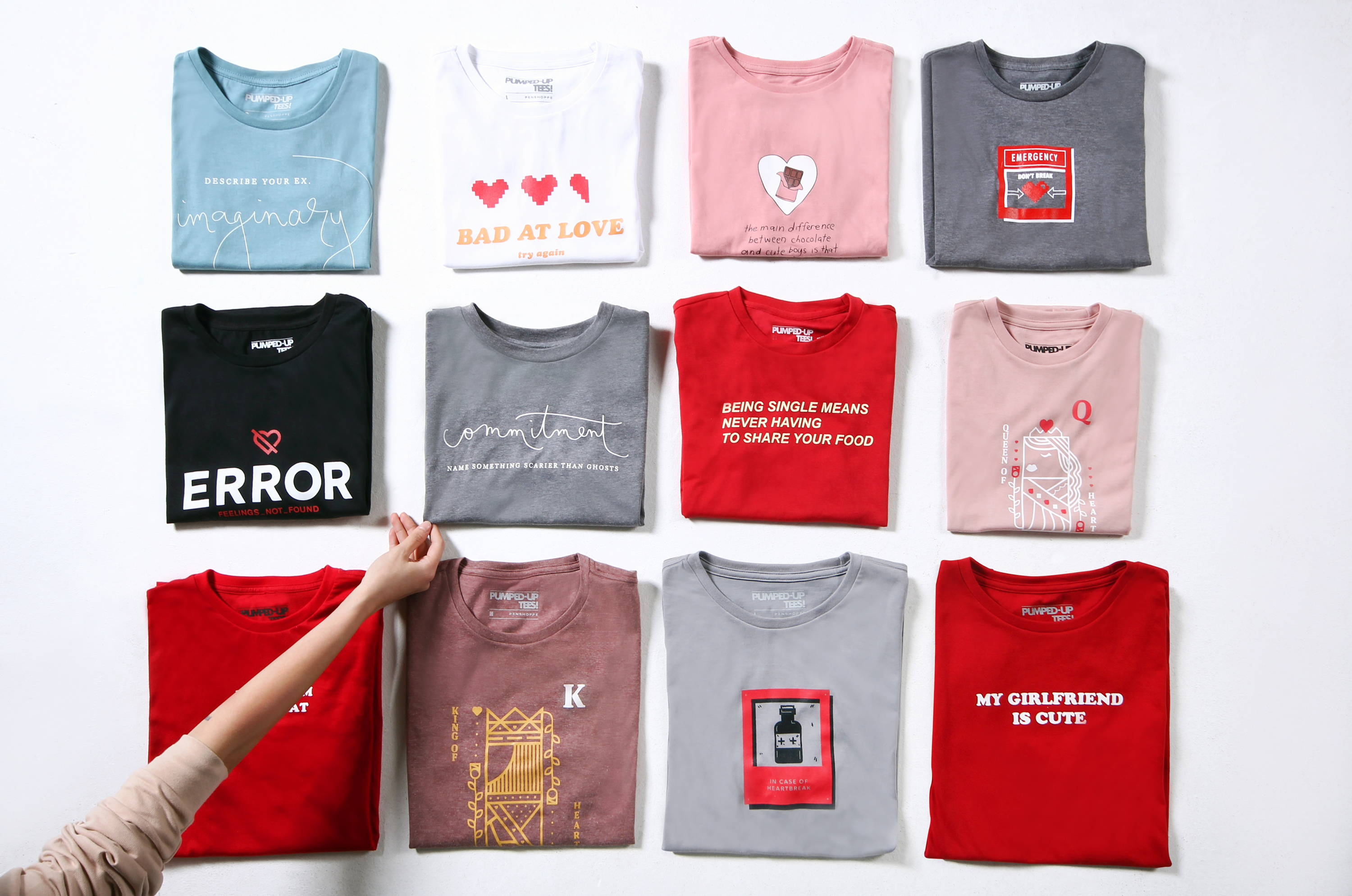 Valentines Day Is Almost Here And Weve Got Some Tees To Help You Celebrate The Occasion Whether Youre Deeply In Love With Boo Single Af