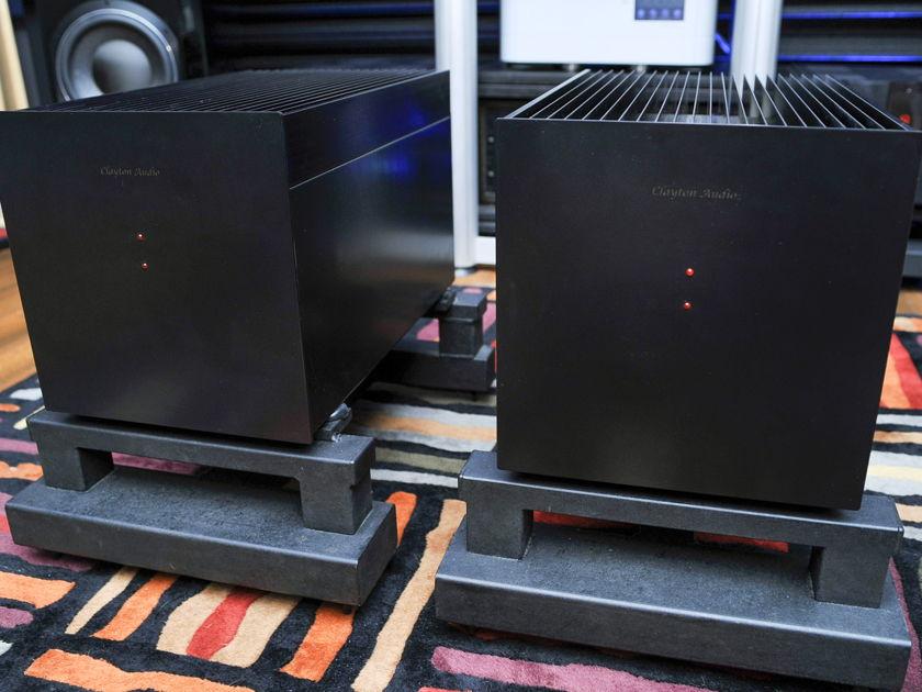 Clayton Audio M300 Class A Monoblock Amplifiers - Custom