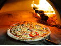 Wood-Fire Pizza Party for 12 with Wine & Beer
