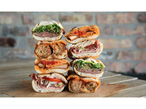 Host the Ultimate Lunch Party with Pirolo's Panino, Los Angeles