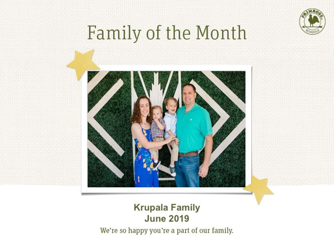 june family of month