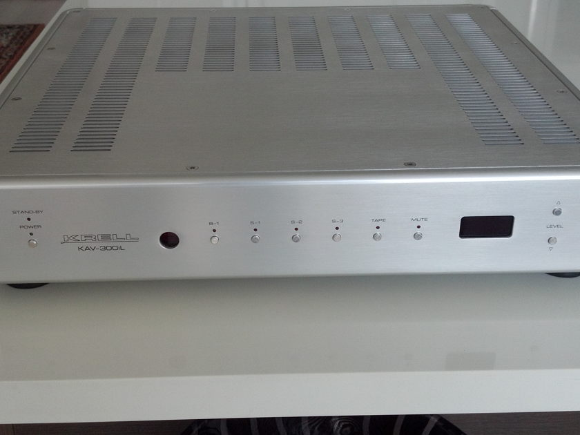 Krell KAV 300IL Excellent 200w Integrated Amp!!!