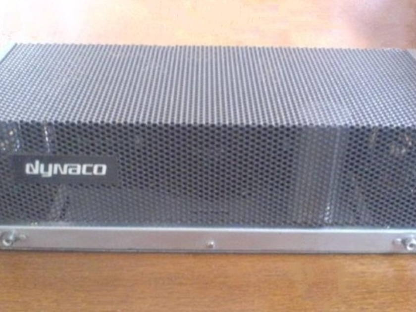 Rare Dynaco Stereo 35 Factory Wired Gorgeous Condition with All Dynaco Tubes - Best You'll Ever Find