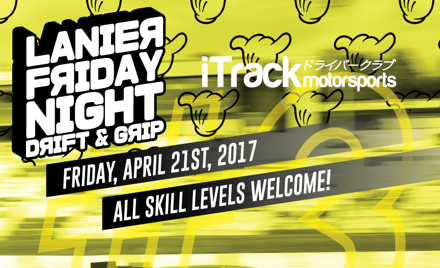 Lanier Friday Night #3 - 4/21