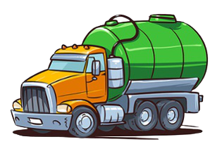 Septic pumping truck removebg preview