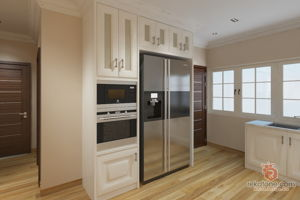 closer-creative-solutions-classic-malaysia-selangor-dry-kitchen-wet-kitchen-3d-drawing