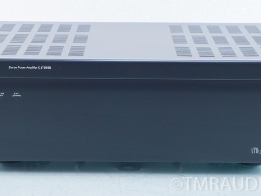 NAD C 275BEE Stereo Power Amplifier (9647)