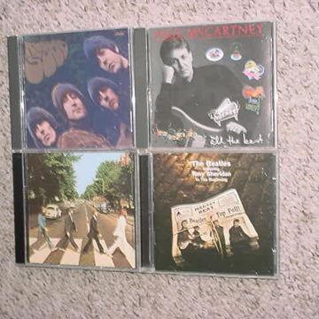 cd lot of 4 cd's