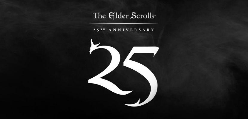 The Elder Scrolls 25th Anniversary