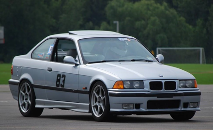 GVC Autocross II at Seneca Army Depot
