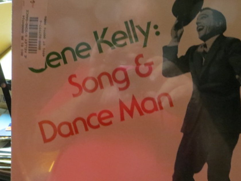 GENE KELLY - SONG + DANCE MAN SEALED
