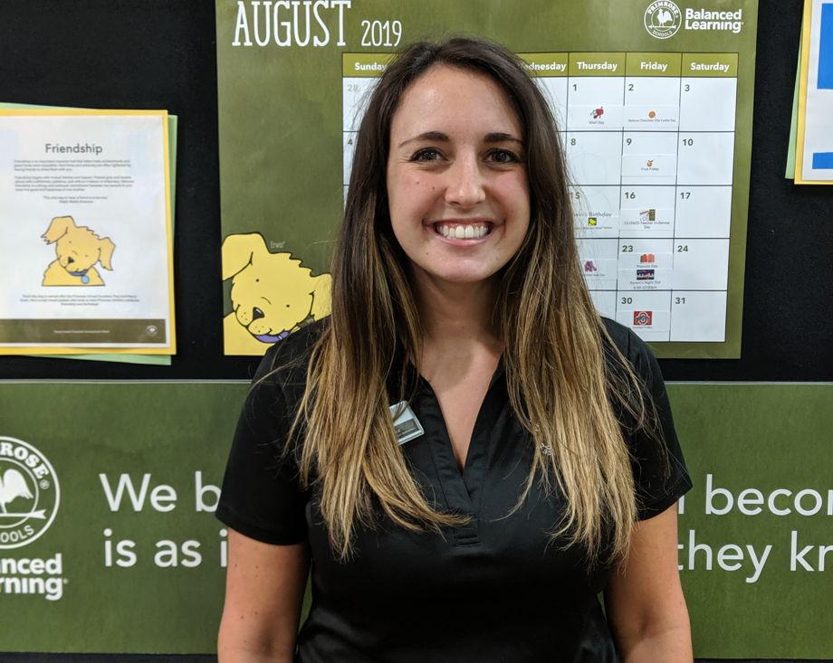 Ms. Jenna Bertke , Pre-Kindergarten Teacher