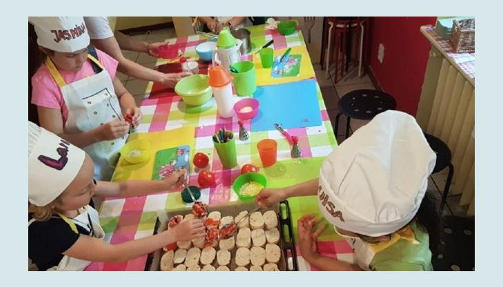 kinder kochschule geburtstagskochen