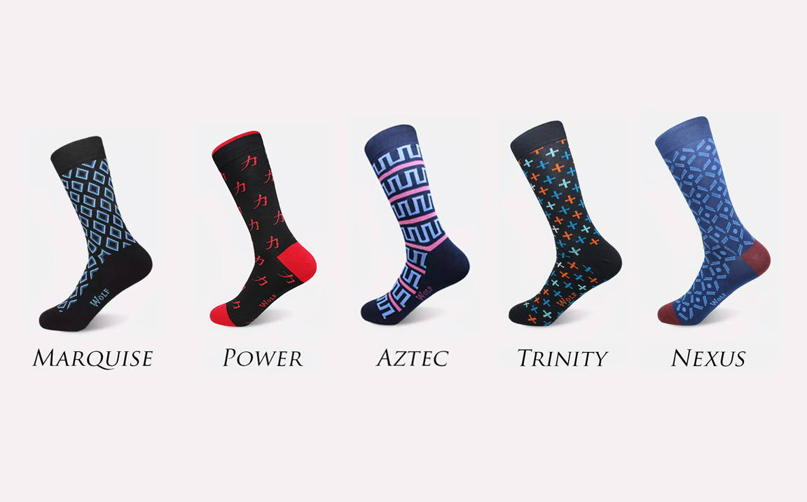 the best men's dress socks
