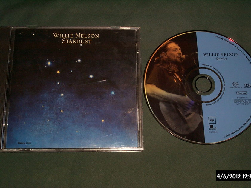 Willie Nelson - Stardust SACD NM