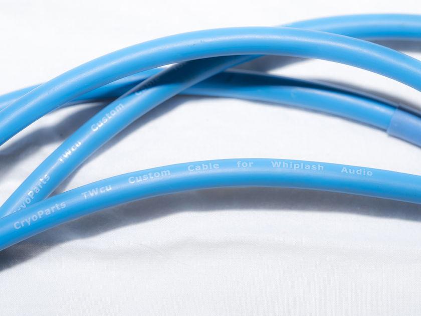 Whiplash Audio CryoParts TWcu Head Phone Cable for Audeze Headphones