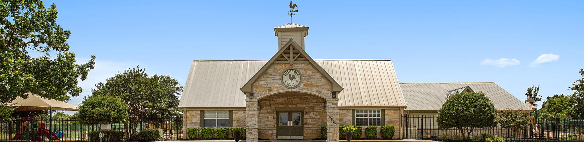 Exterior of a Primrose School of Round Rock