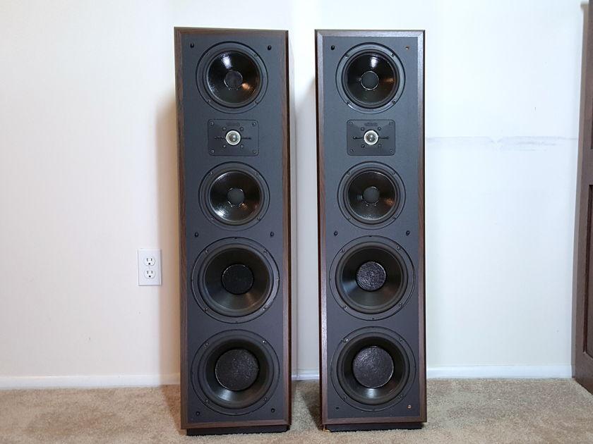 Polk Audio 11T & Polk Center Channel  Tower Speakers