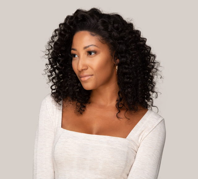 Deep Wave Natural Black 360-wigs Mayvenn