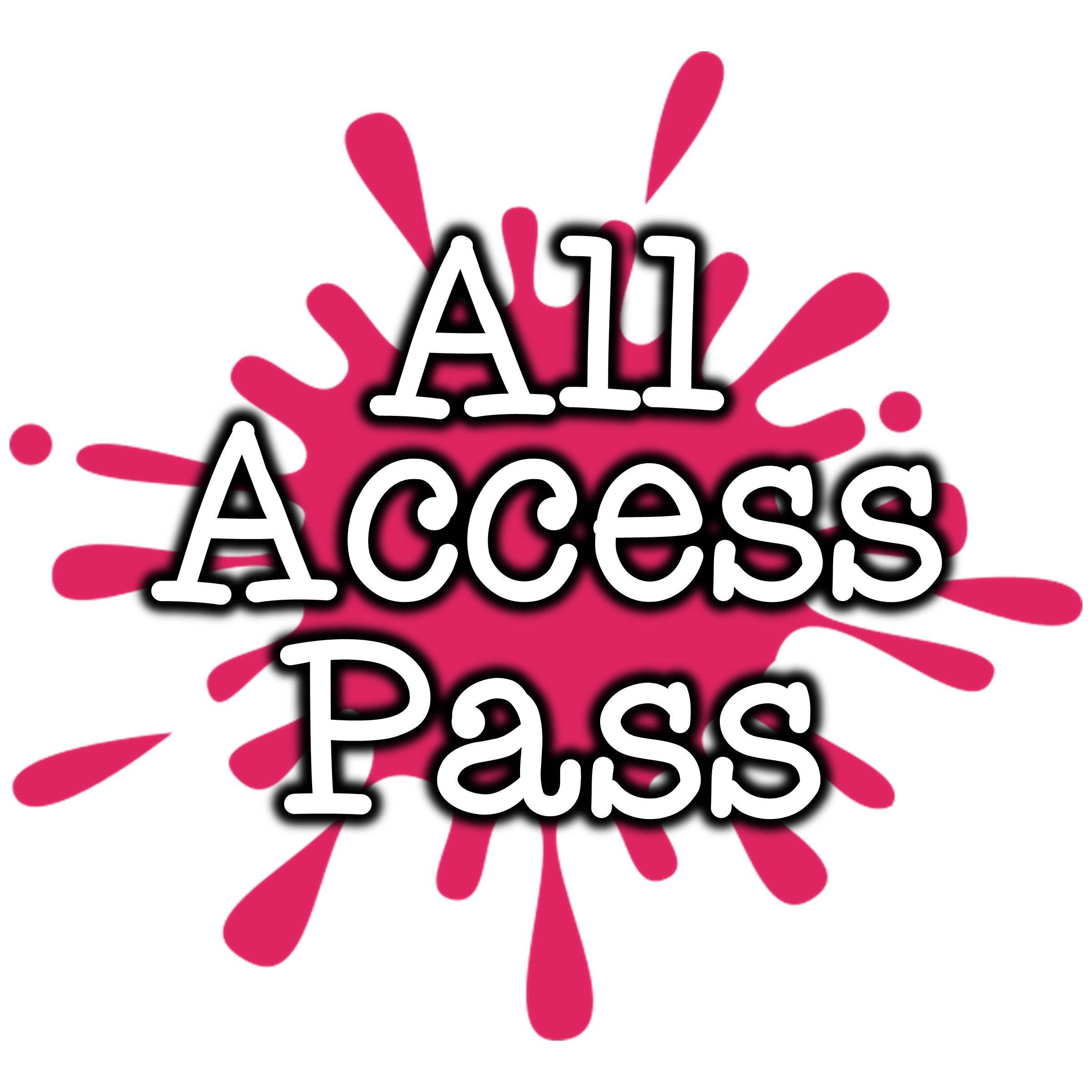 An All Access Pass product for speech therapy materials
