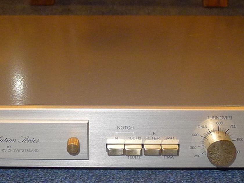 FM Acoustics FM 222 MK II 100-240 volts. Free ship worldwide !