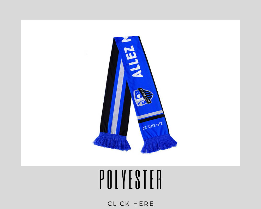 Polyester Custom Scarf/Scarves