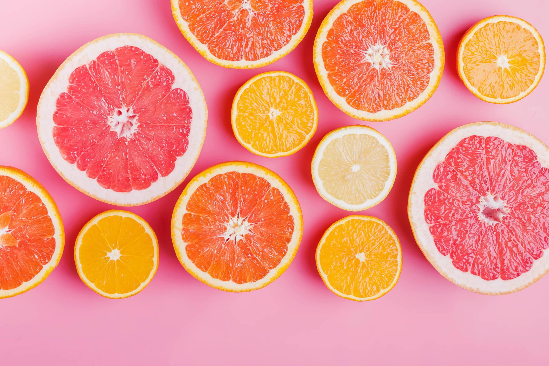 Citrus to build collagen