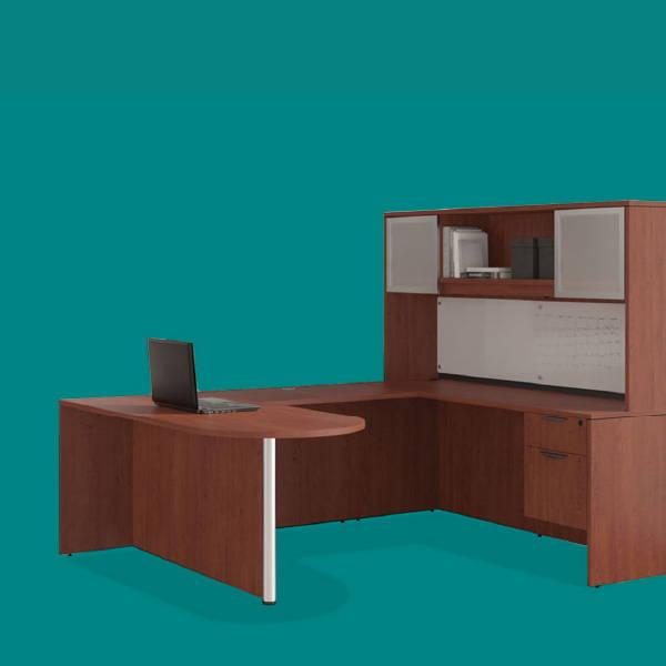 Casegood Desks