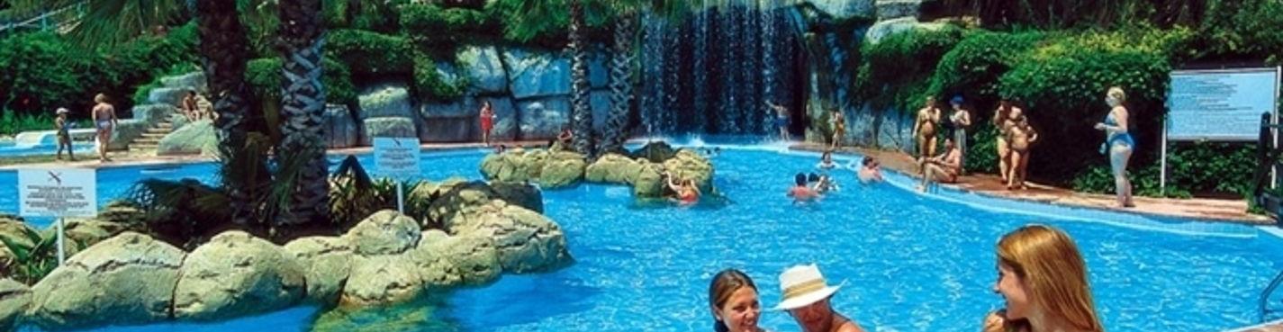Аквапарк в Анталии