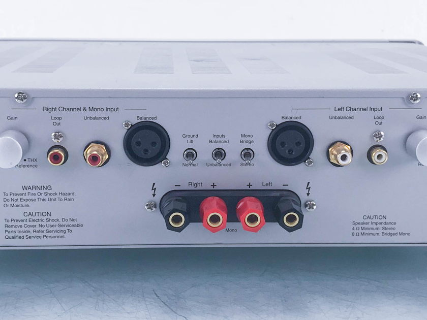 Parasound A23 Stereo Power Amplifier; A23(11222)