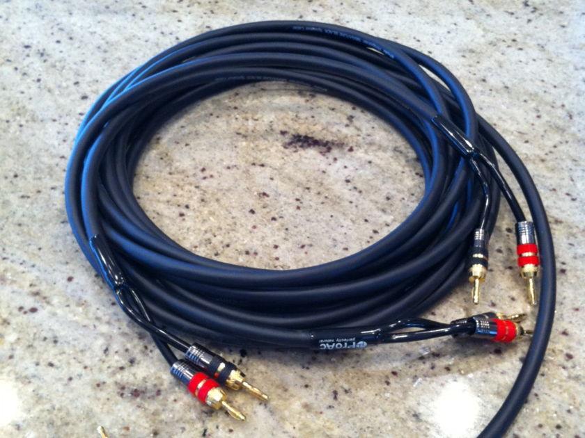 ProAc Response  Black Signature  Speaker Cable 5m