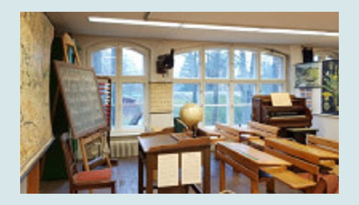 museum reinickendorf altes klassenzimmer