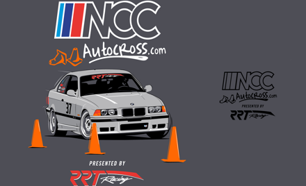 2019 NCC Autocross Points Event #1