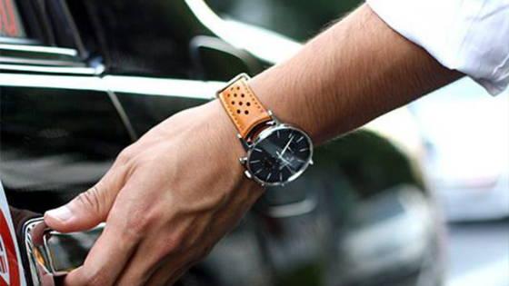 Watchmaker Milano Orologio Bauscia Crono