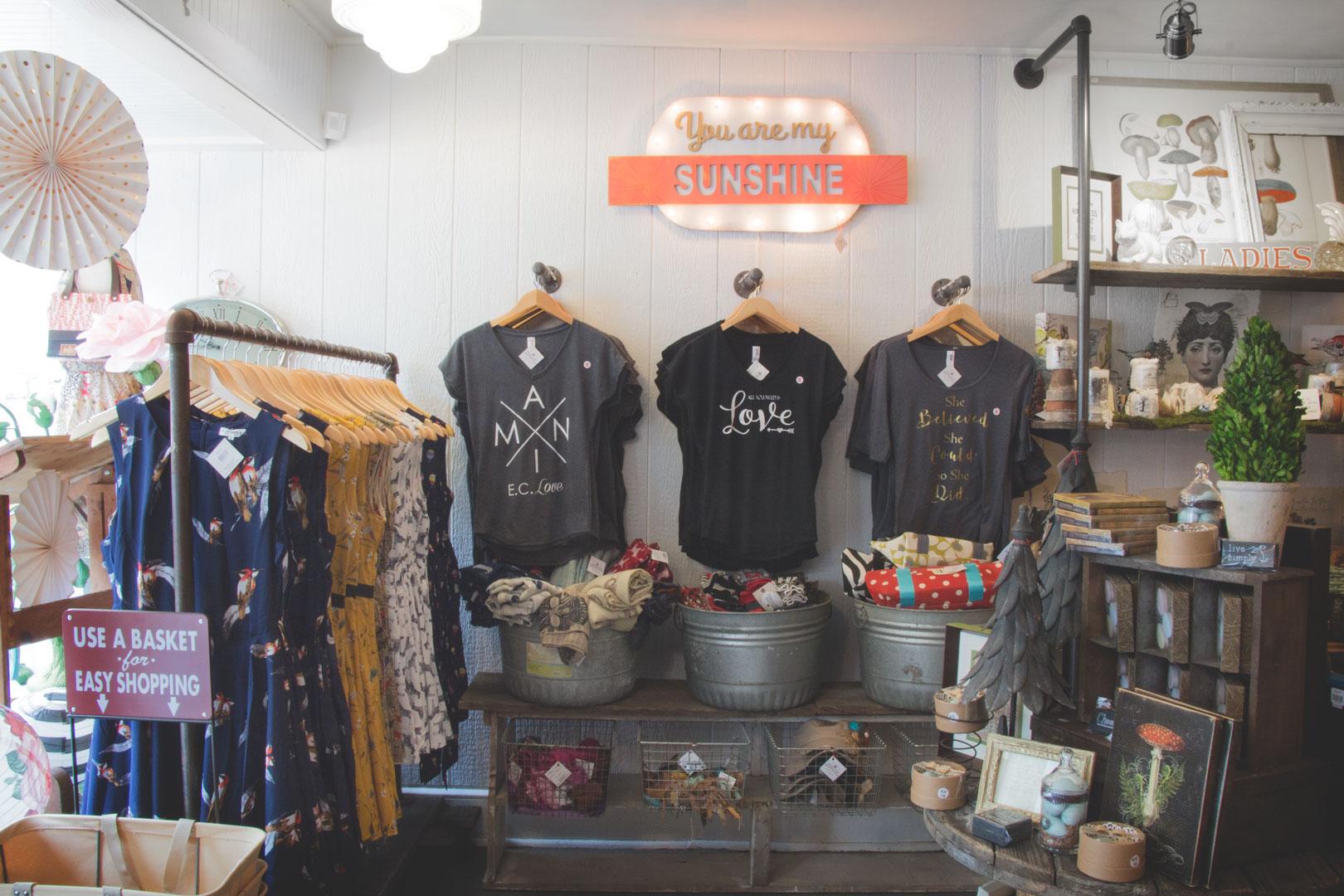 Primitive Beginnings new store Ellicott City clothing