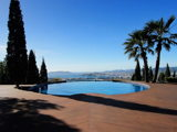 Imposing villa for sale with pool and views over Ibiza town