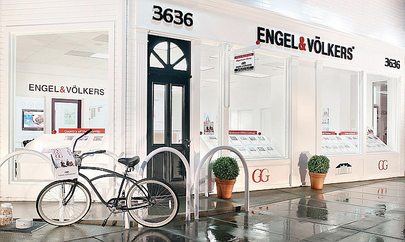 Hamburg - Establish your Engel & Völkers real estate shop based on this model in one of our free license areas