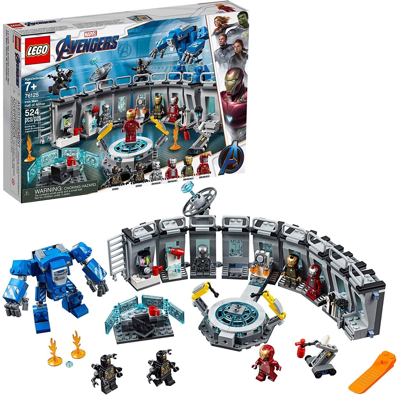 Marvel's The Avengers LEGO Set