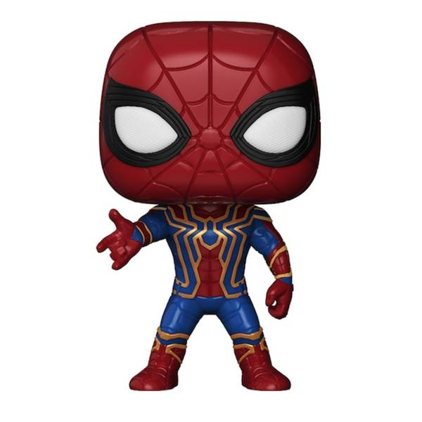 Avengers: Infinity War: Iron Spider Vinyl Bobble-Head By Funko - Free Shipping across India