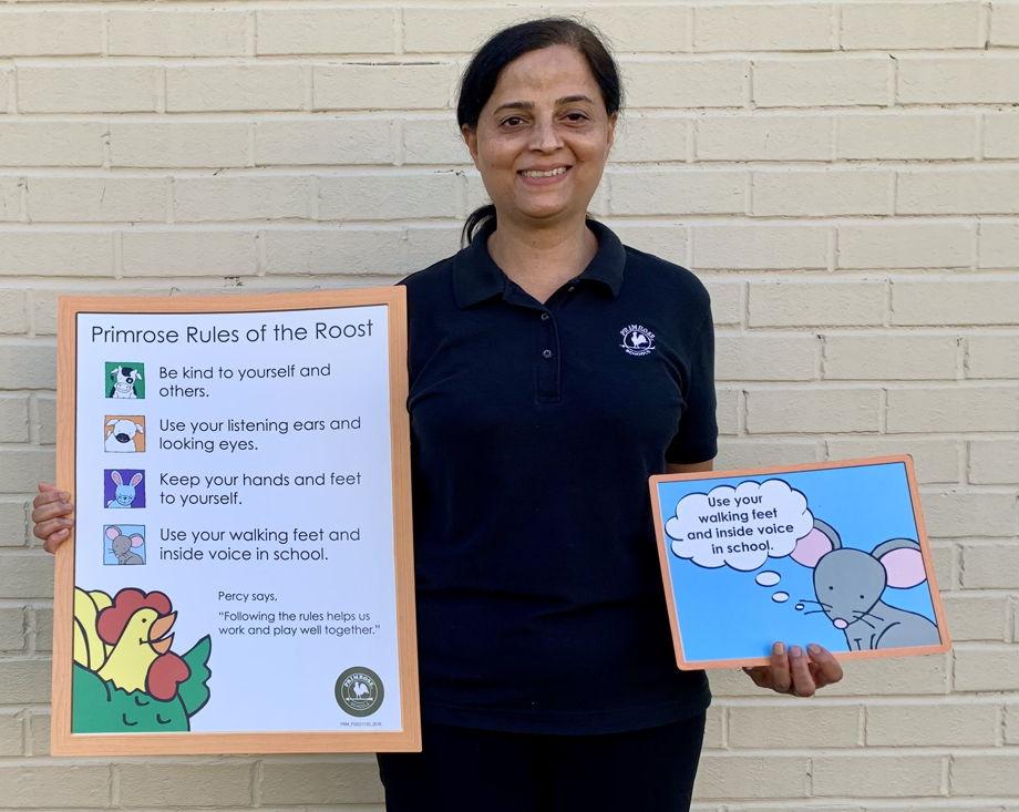 Ms. Hina Masood , Lead Preschool Pathways Teacher