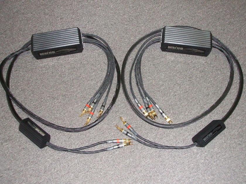 MIT Matrix HD 60 Bi-Wire  Speaker Cables