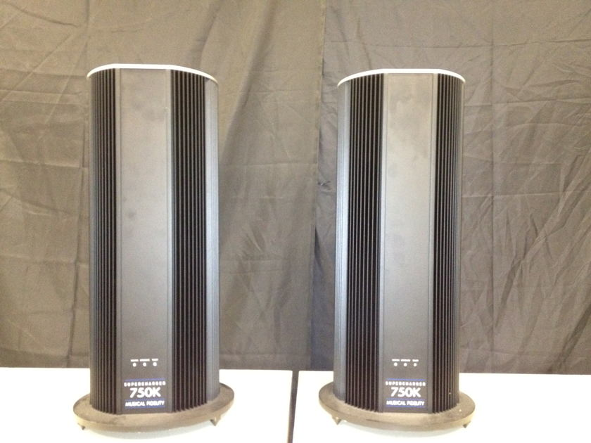 Musical Fidelity 750K (Pair)