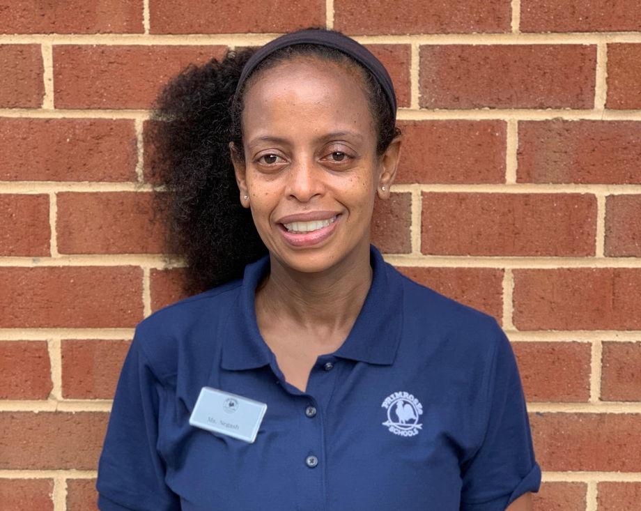 Ms. Negash , Toddler Teacher