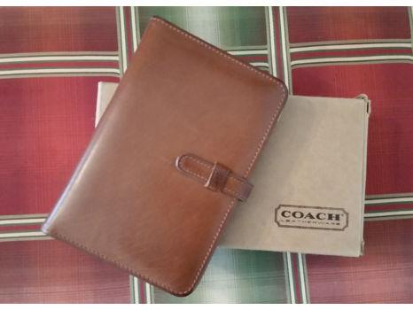 COACH Pocket Organizer