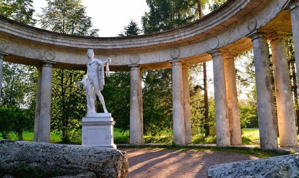 Павловск (Павловский дворец)