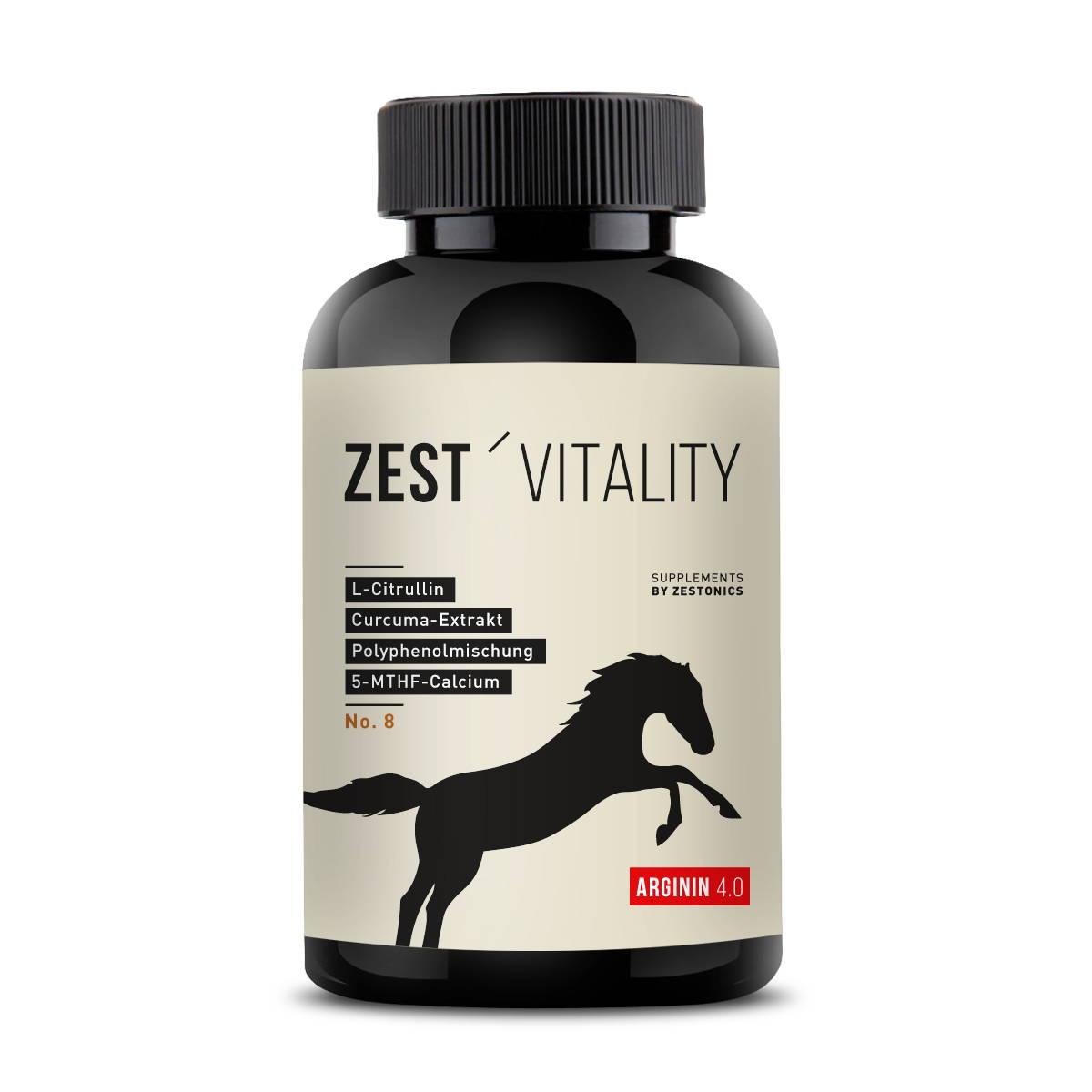 zestonics - zest'vitality