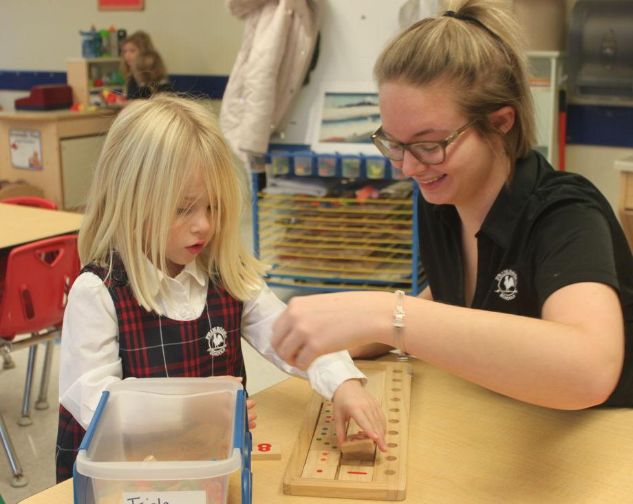 Ms. Paige Grissom , Support Staff Teacher