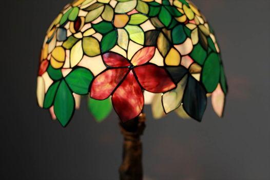 Лампа «Каштановое дерево»